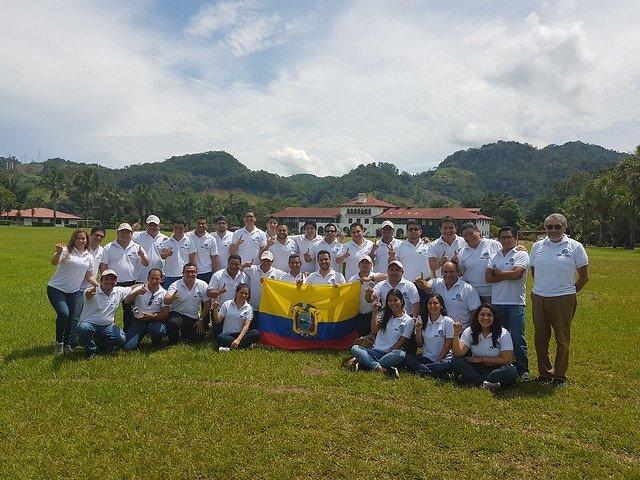 Los estudiantes de MAS I de Semana Internacional en Costa Rica