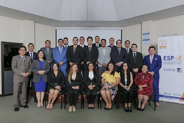 Bienvenida a la Maestría en Gestión de Proyectos cohorte 16